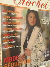 Ewa Crochet Magazine #14- Mode Crochet Au Feminin Pour Adultes & Enfants
