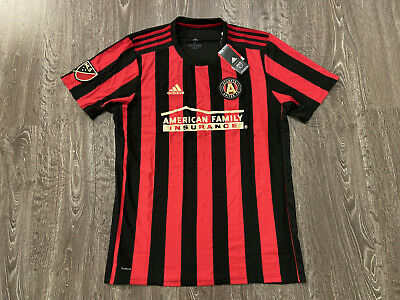 huge selection of various styles presenting Adidas Soccer Atlanta United FC 2019 Men Home Jersey MLS Soccer ...