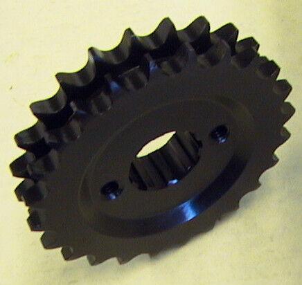 55-84 Panhead Shovelhead SPLINE ENGINE MOTOR SPROCKET 22 23 24 or 25 Teeth