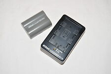 Genuine Nikon D70S D80 D90 D200 D300 D700 Charger & Battery MH-18a / EN-EL3e
