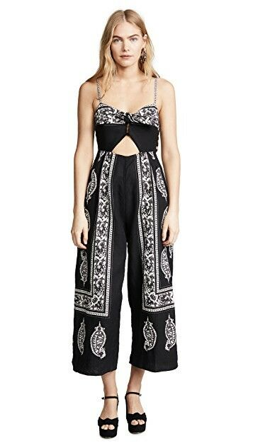 NWT Free People Feel the Sun Jumpsuit 2  148