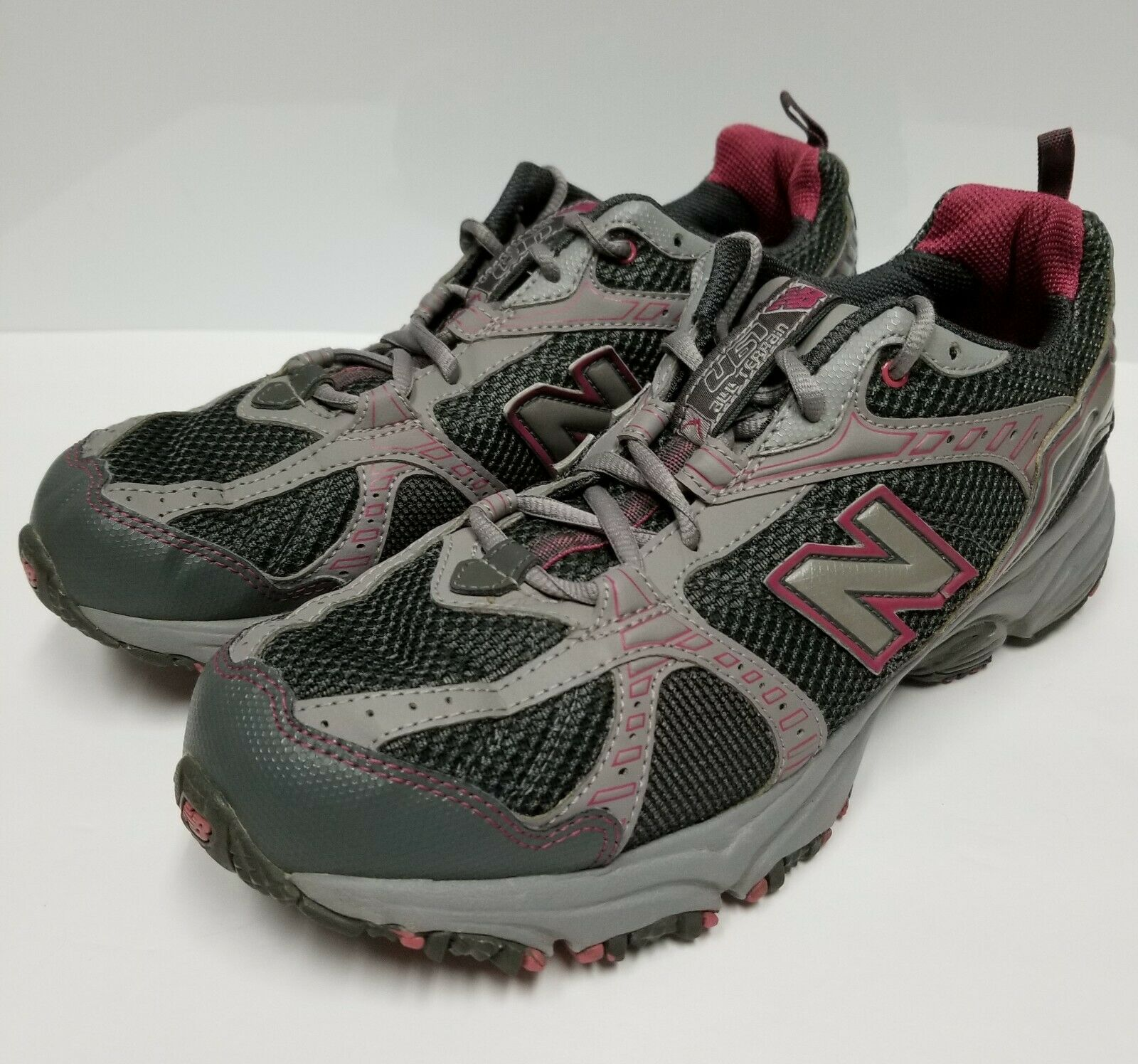 New Balance, Ub1 All Terrain, Men's, Grey, Size 11, Athletic Sneakers