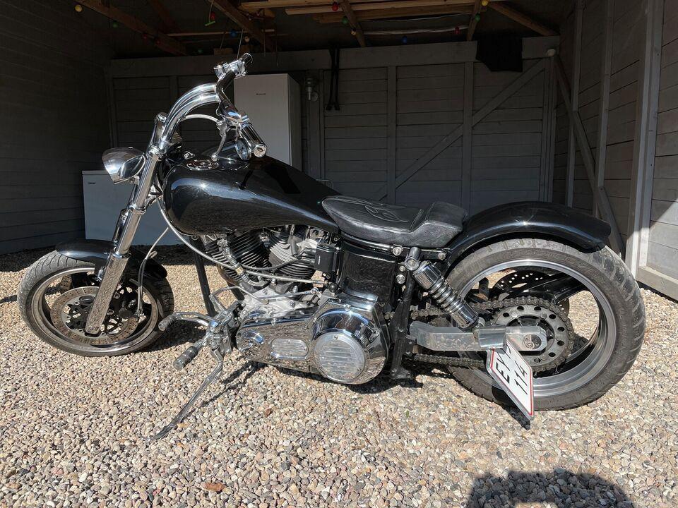 Harley-Davidson, FXEF-80, 1340 ccm