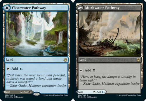 Clearwater Pathway //// murkwater Pathway