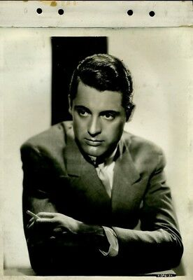 "Goedhartig Cary Grant Original 1932 8x10"" Key Book Photo #m9291 Supplement The Vital Energy And Yin"