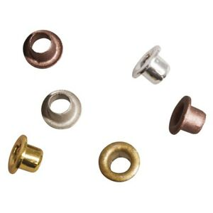Eyelets-Osen-rund-3-mm-innen-5-mm-aussen-100-Stueck-metallic-Rayher-60-027-999