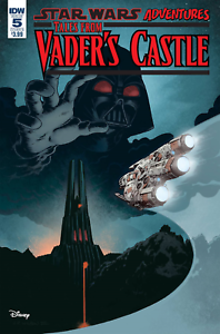 Star-Wars-Tales-from-Vaders-Castle-5-of-5-Cover-B-Comic-Book-2018-IDW