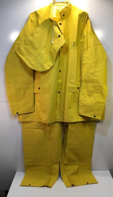 PVC Doublure 100 /% polyester 310 g//m/² Coutures coll/ées Taille /élastique NEO TOOLS Pantalon de pluie pour homme Taille M /à XXXL Tissu ext/érieur PU