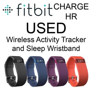 31920a0e7c1c Detalles de Fitbit Charge HR inalámbrico de frecuencia cardiaca + Pulsera  de actividad/Reloj de fitness- ver título original