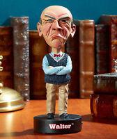 Talking Walter Head Knocker Jeff Dunham Bobble Doll Office Decor Old Man Gift