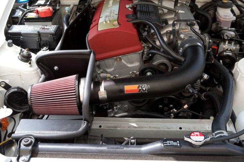 K/&N 57-2575 FIPK Performance Air Intake System