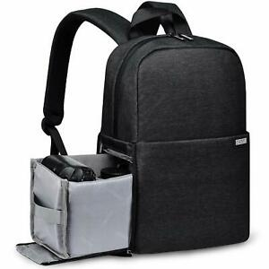 Camera-Bag-Backpack-Case-with-14-034-laptop-Compartment-for-Sony-Canon-Nikon-DSLR