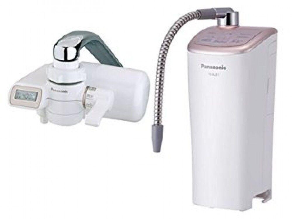 Panasonic Alkali TK-AJ21-PN ion purificateur d'eau Ioniseur Japon Livraison Gratuite