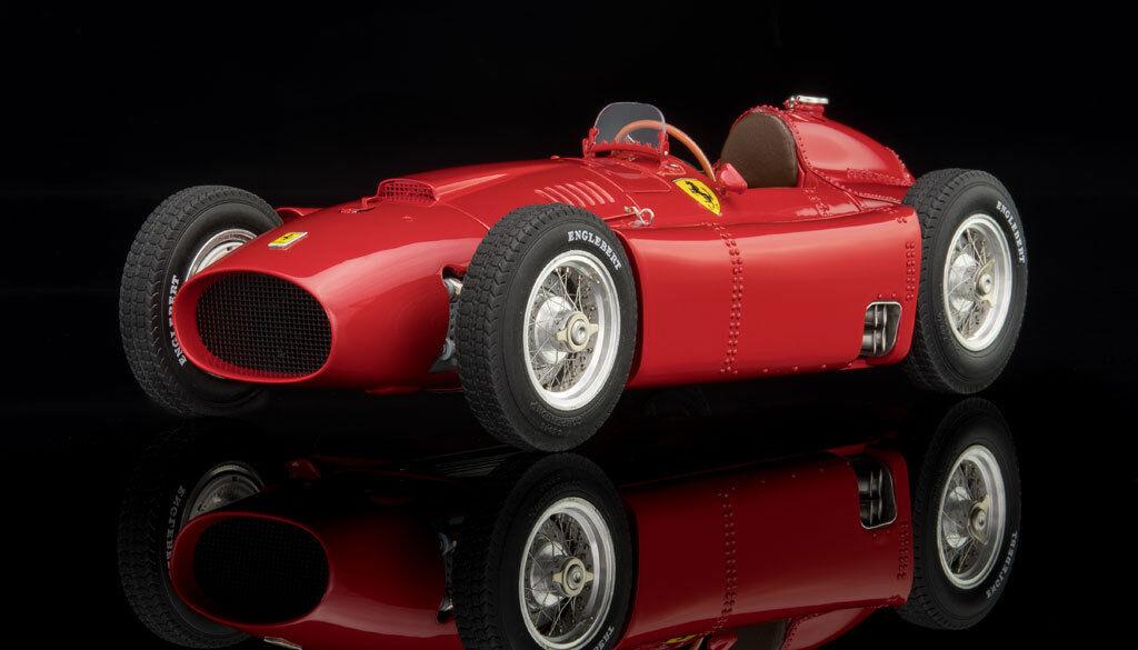 Cmc FerrariLancia ShortNose D 50 1956 1 18 Pressofuso Auto M180 Nuovo