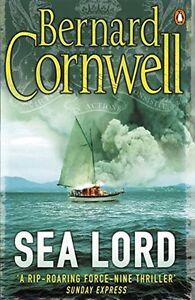 Bernard-Cornwell-Mer-Lord-Tout-Neuf-Livraison-Gratuite-Ru