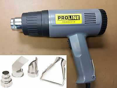 New 1500 W Dual Temperature Accessories Shrink Wrapping Heat Gun