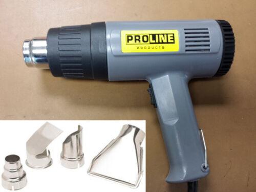 HeatGunPro 1500 W Dual Temperature Accessories Shrink Wrapping Heat Gun@@$$
