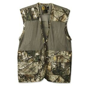 Browning Dove Hunting Vest Realtree Xtra Camo CHOOSE YOUR SIZE