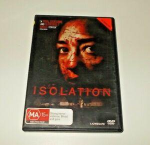 Isolation-DVD-REGION-4-2009