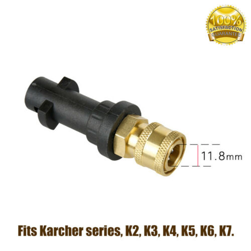 Kärcher Bajonett Adapter für Hochdruckreiniger K2 K3 K4 K5 K6 K7