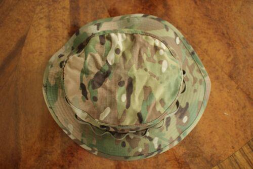 US AIR FORCE MULTICAM ODU RIPSTOP CAMO COMBAT UNIFORM FLOPPY HAT BOONIE CAP 7.75