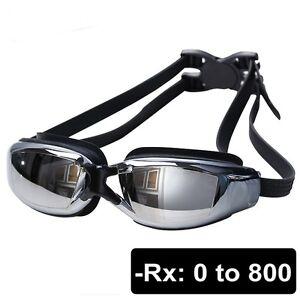 192d3fc15f Image is loading Nearsight-Swimming-Goggles-Optic-Myopia-Prescription-Swim- Glasses-