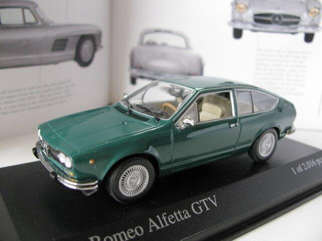 1 43 Minichamps Alfa Romeo Alfetta GTV 1976 Diecast