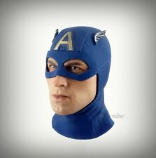 Hot Toys The First Avengers CAPTAIN AMERICA (Star Spangled Man) 1/6 MASKED HEAD