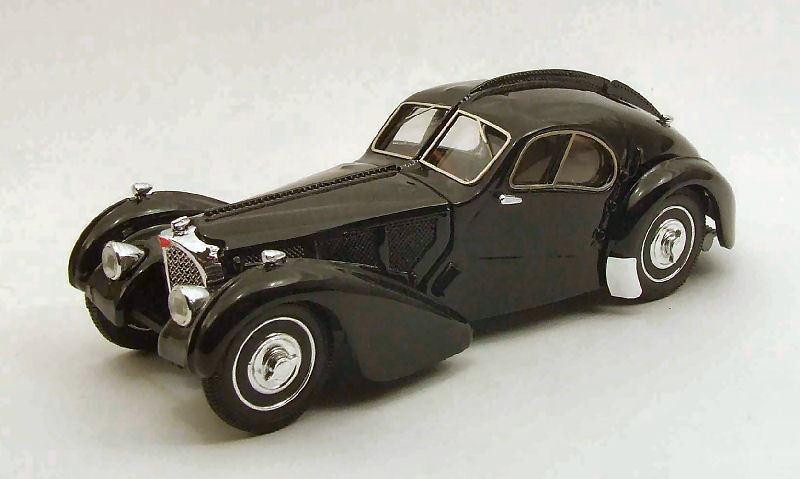 Bugatti 57sc Atlantic Ralph Lauren Museo nero 1 43 Model rio4368 río