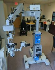 Carl Zeiss Opmi Mdo Surgical Microscope With Footswitch On S3 Stand