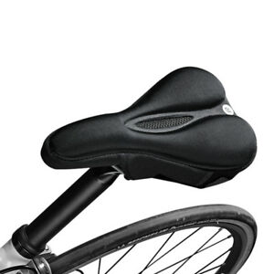 RockBros Bike Extra Soft Silicone Seat Saddle Cover Pad Gel Cushion