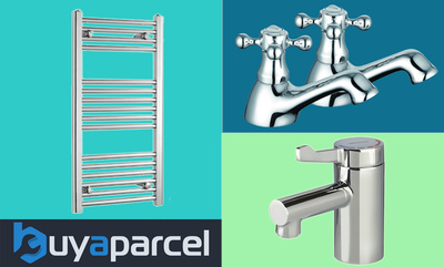 Big Discounts on Towel Rails & Taps!