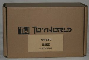 Transformateurs Toyworld Tw-03c Mib