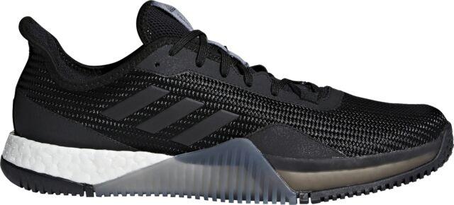 uk availability fcd47 d4635 adidas CrazyTrain Elite Boost Mens Training Shoes - Black