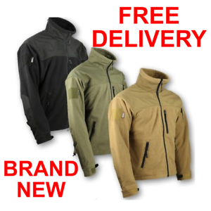S 3xl Kombat Uk Thermal Hiking Green Olive Coyote Black Defender Tactical Fleece gxPwpq1vx