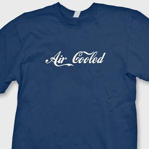 AIR-COOLED-logo-VW-cool-T-shirt-Surf-Beetle-Skate-Tee-Shirt
