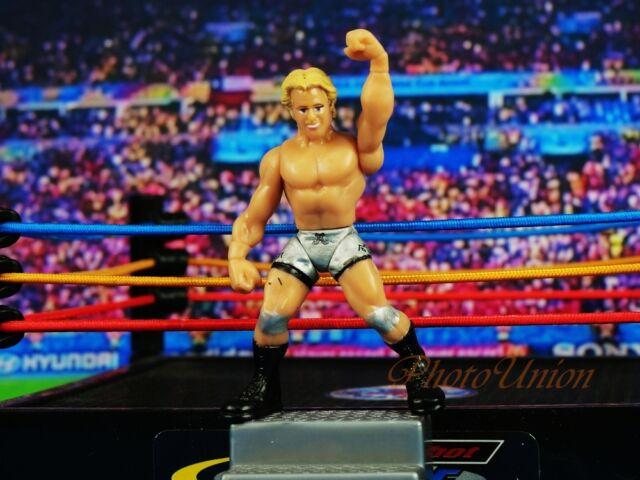 WWE MICRO AGGRESSION Wrestling Wrestler Figure Cake Topper Jeff Jarrett K1041 F