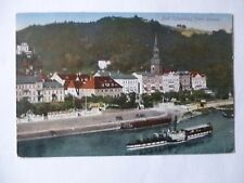 Ansichtskarte Bad Schandau Sächs. Schweiz 1910