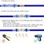 thumbnail 12 - 300pcs Solder Seal Sleeve Heat Shrink Butt Wire Connectors Terminals Waterproof/
