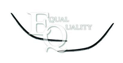 W220 M0766 EQUAL QUALITY Modanatura protettiva Paraurti MERCEDES-BENZ CLASSE S