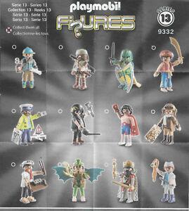 Playmobil-9332-Figuren-Figures-Serie-13-Boys-neuwertig