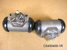"""1935 1957 Pontiac All Wheel Cylinder Rear 15/16"""" bore Pair, C5450400R 01R"""