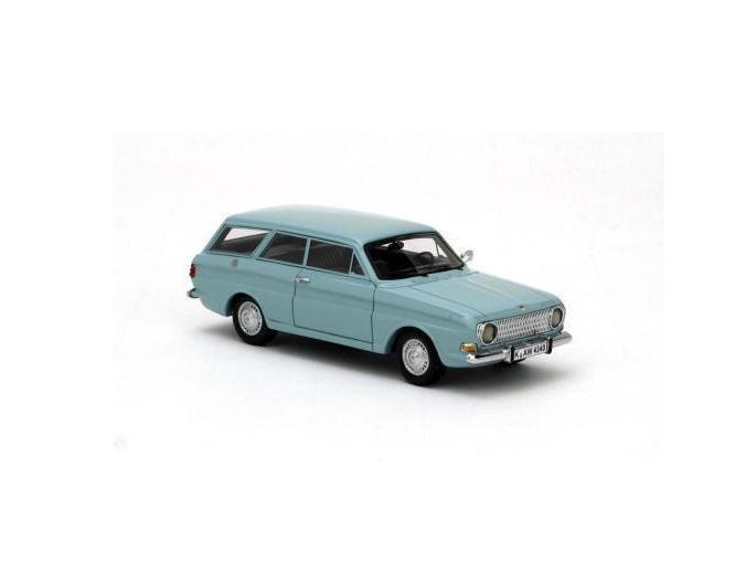 FORD p6 12m torneo 1966 Light blu 44340 NEO 1 43 NEW  in a box  ORIGINALE