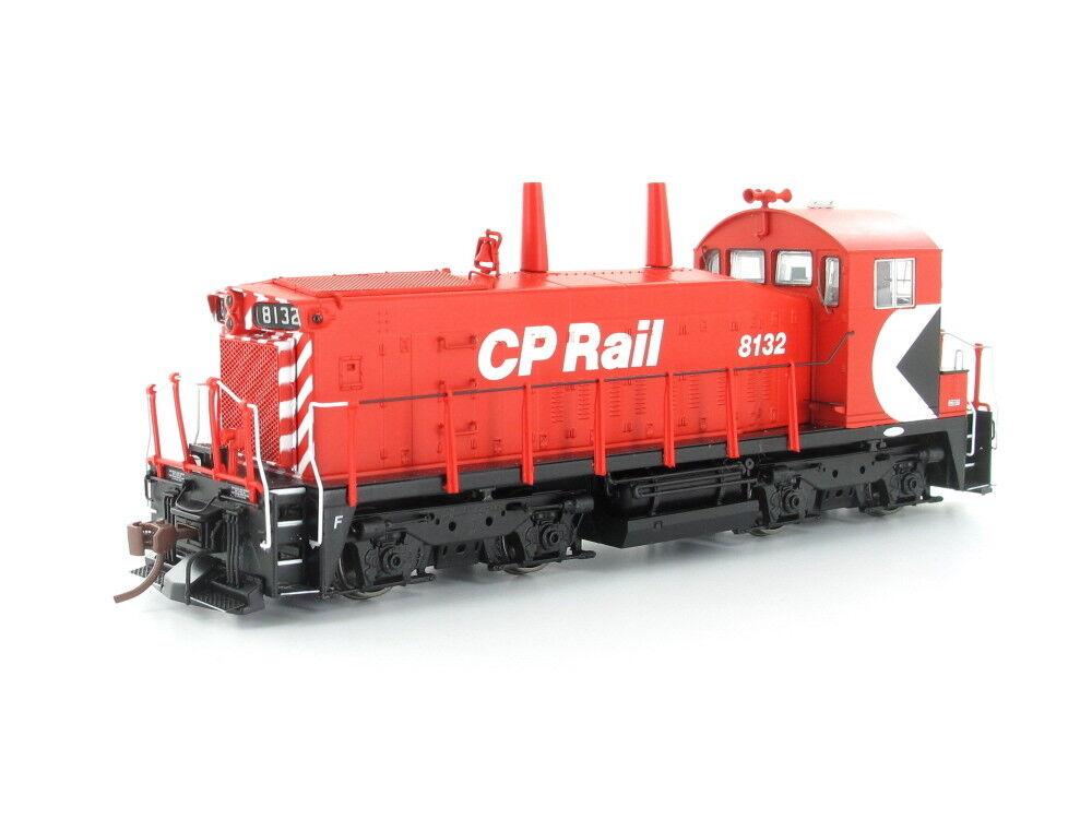 Rapido 26516 DIESEL gmdd sw1200rs cp rail no. 8132 Digital Sound h0