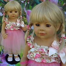 """Masterpiece Dolls Thursday's Child  Blonde, Monika Levenig 29"""" Vinyl"""