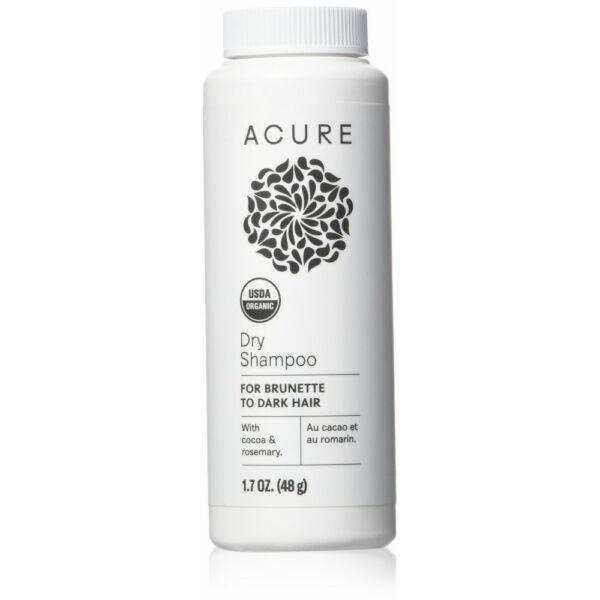 Brunette To Dark Hair Acure Organics 1.7 Oz