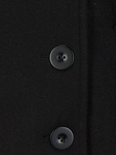 Superbe Ddp M Noir Neuf F6capd22 Simili Veste D Cuir Modèle Blouson T Laine adTZqTw
