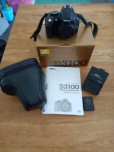 Nikon D3100 Digitale Spiegelreflexk