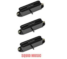 Seymour Duncan SHR-1 Hot Rails Black Strat Set (FREE SHIPPING) SHR-1b & 2-SHR-1n