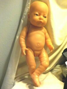 Vintage-Baby-Girl-Anatomically-Correct-Doll-Realistic-Baby-Vinyl-Lifelike-17-034